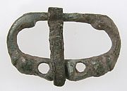 Loop and Tongue of a Buckle