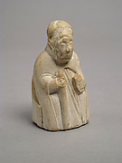Chess Piece of a Bishop (Copy of a Chess Piece in the British Museum)