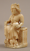 Chess Piece in the Form of a King