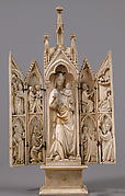 Tabernacle with Scenes from the Infancy of Christ
