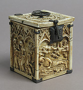 Box with Scenes from the Infancy of Christ