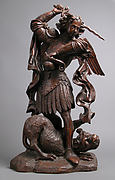 Saint Michael Slaying the Demon