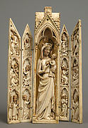 Tabernacle with the Virgin and Child and Scenes from the Life of Christ