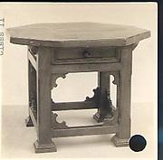 Table, Octagonal
