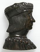 Plaque, Louis XII