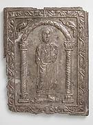Plaque with Saint Paul