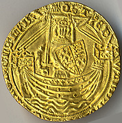 Noble of Edward III (r. 1327–77)