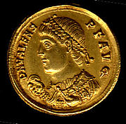 Gold Solidus of Valens (364–78)