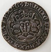 Groat of Henry VI