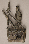 Badge with Figure