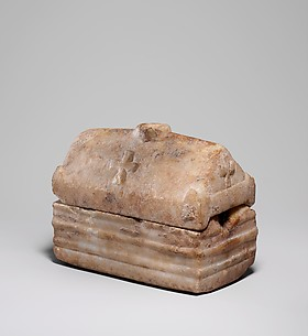 Reliquary in the Shape of a Sarcophagus