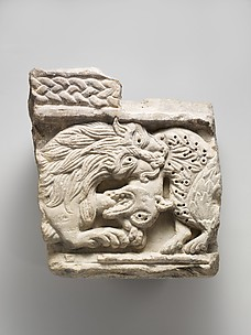Fragment of an Animal Relief