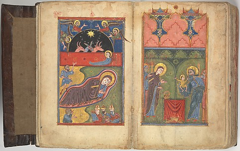 Four Gospels in Armenian