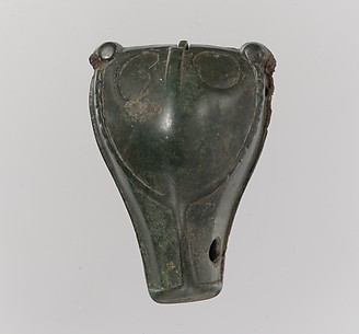 Brooch with Boar's-Head
