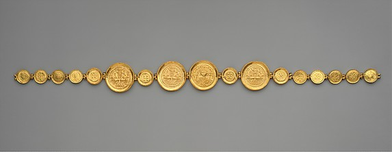 Girdle with Coins and Medallions