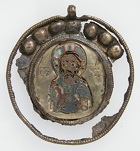 Medallion from pendant