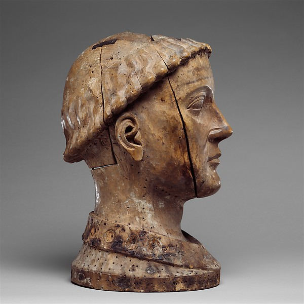 Reliquary Bust of Saint Yrieix