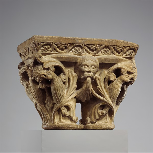 Double Capital with Masks and Birds