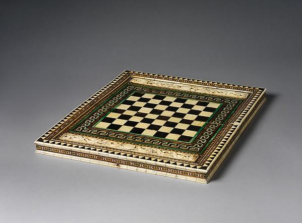 Folding Game Board