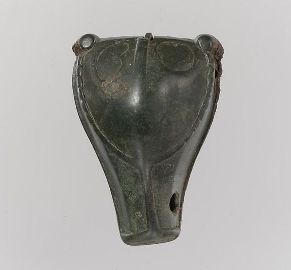 Brooch with Boar's-Head
