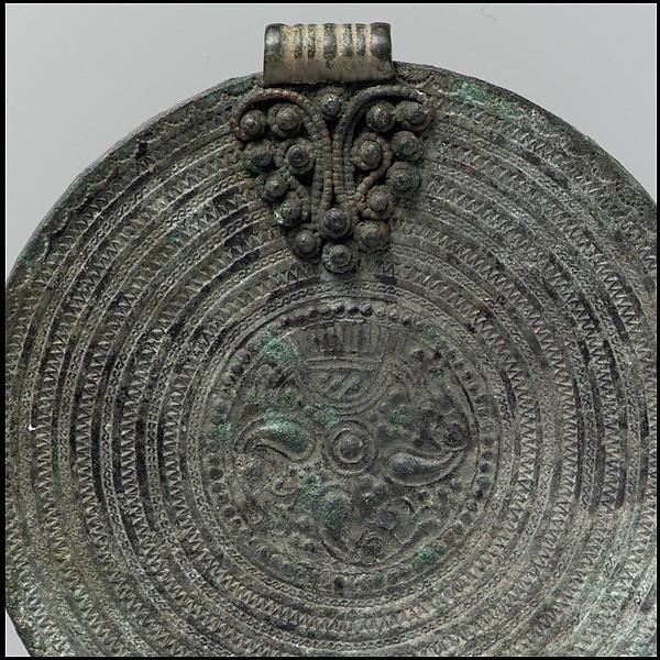 Bracteate Pendant