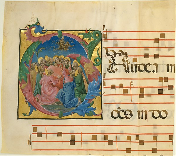 Initial G with the Assumption of the Virgin