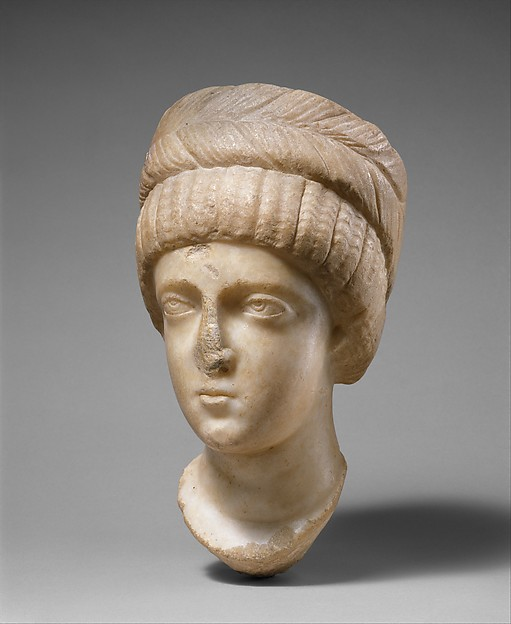 Head, Possibly of Empress Flaccilla