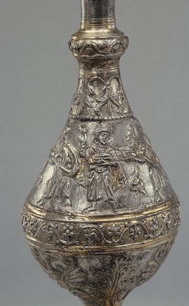 Flask with the Adoration of the Magi