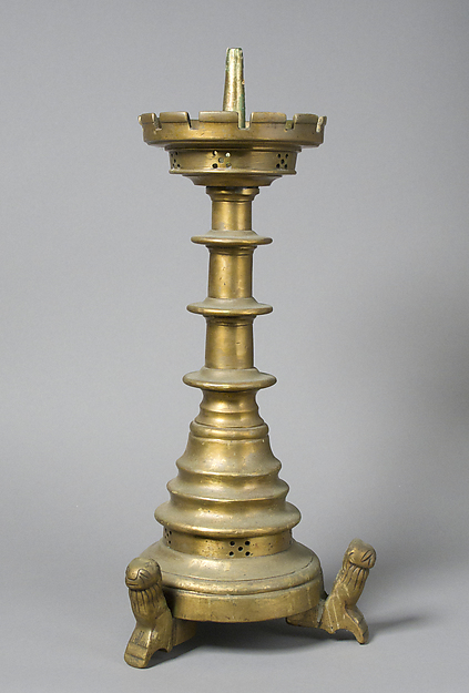 Candlestick, Pricket