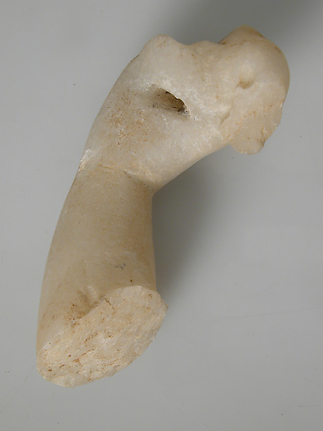 Arm and Hand Fragment