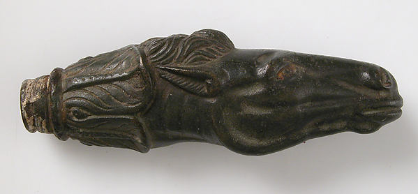 Key Handle in the Form of a Horse's Head