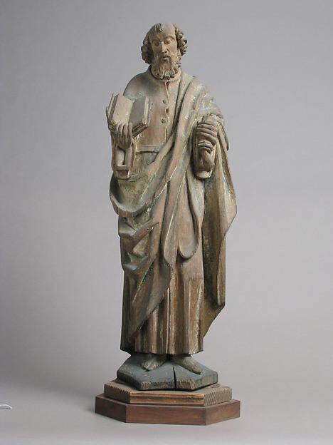 Saint Matthew (?)