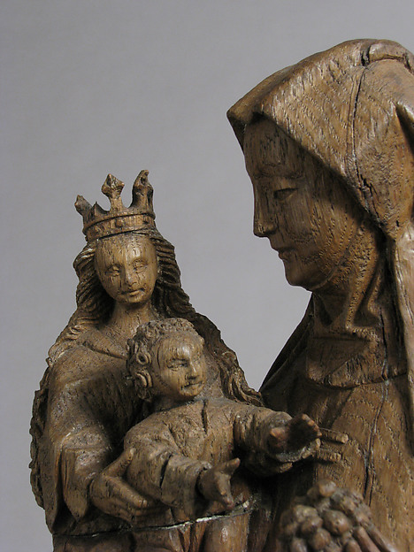 Saint Anne with Virgin and Child