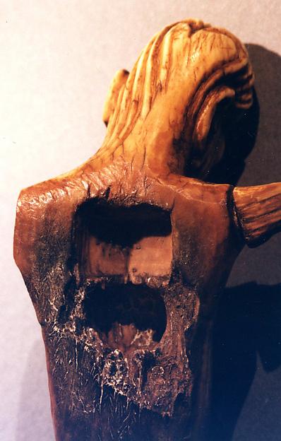Reliquary Crucifix