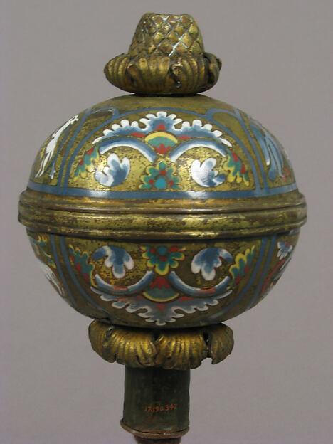 Spherical knop