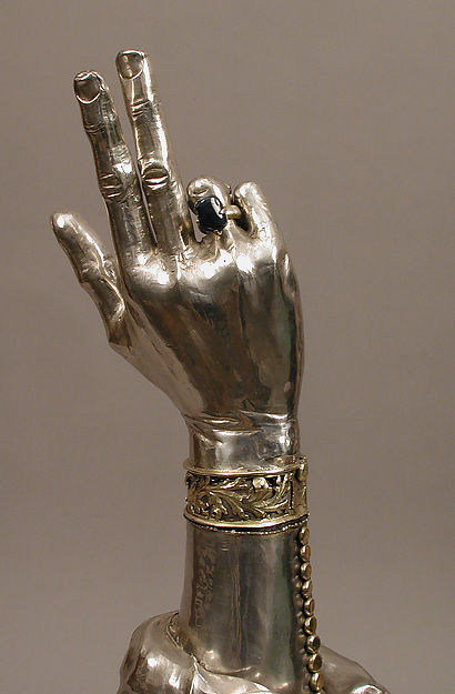 Reliquary Arm of St. Valentine
