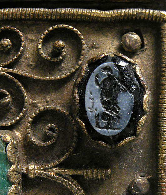 Part of a Reliquary