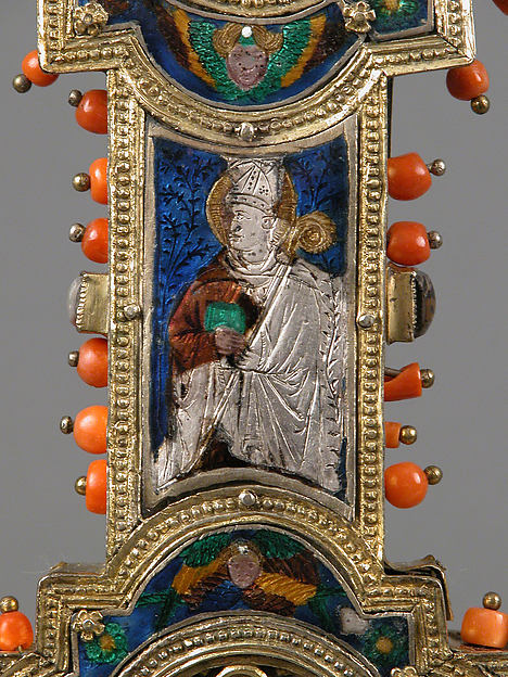 Reliquary Cross