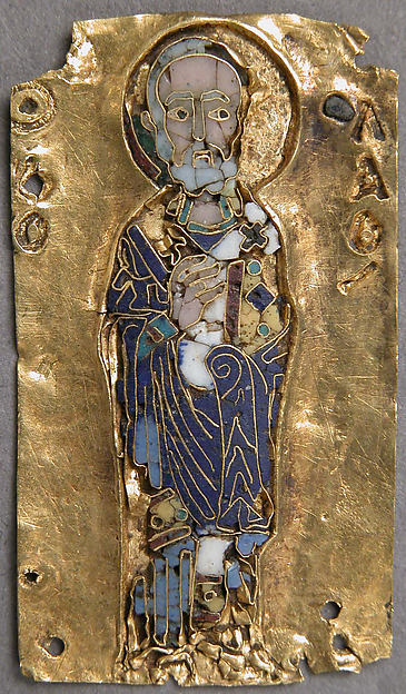 Medallion of St. Nicholas