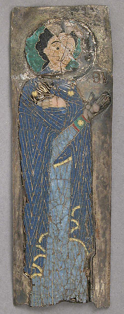 Plaque of The Virgin