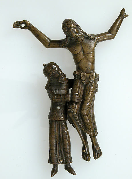 Figure of Christ from a Deposition Group