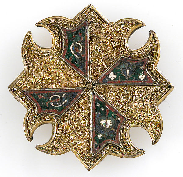 Horse Bridle or Belt Ornaments