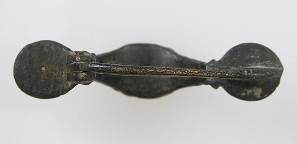 Hoop-Shaped Brooch