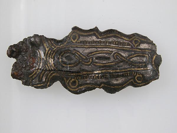 Belt Plate Fragment
