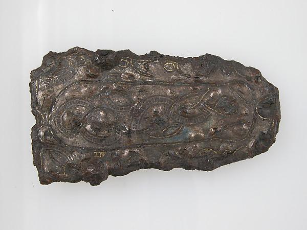 Belt Buckle Plate
