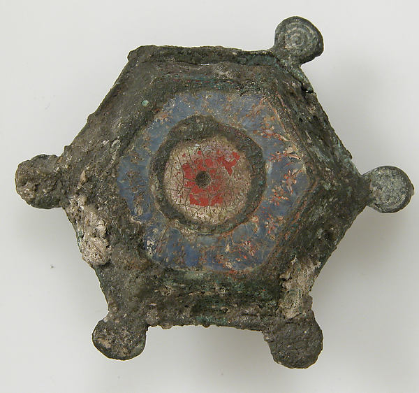 Hexagonal Pin