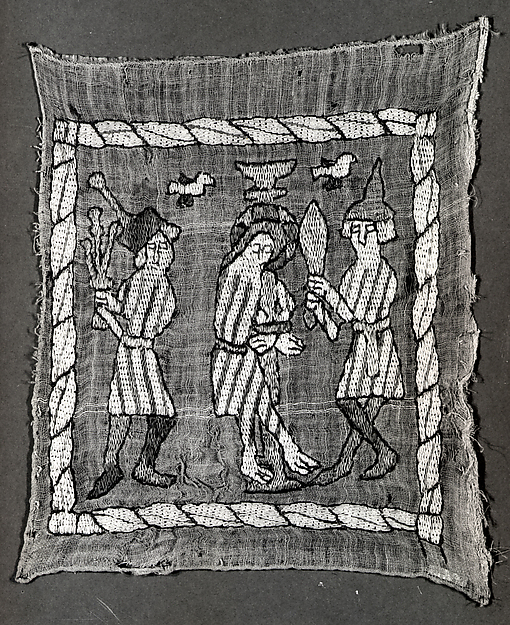 Panel depicting Flagellation
