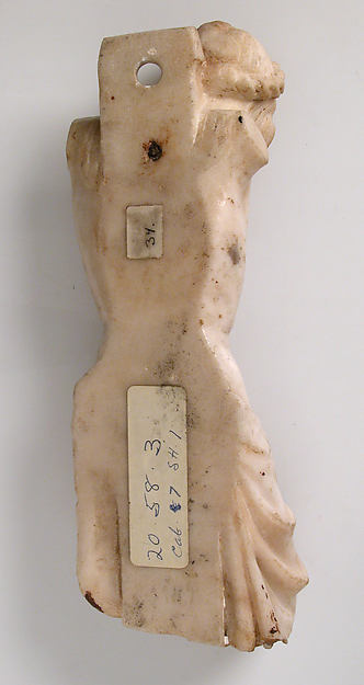 Corpus from a Crucifixion Group