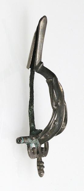 Crossbow Brooch
