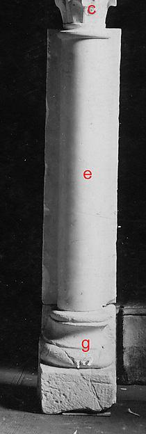 Engaged Column Shaft